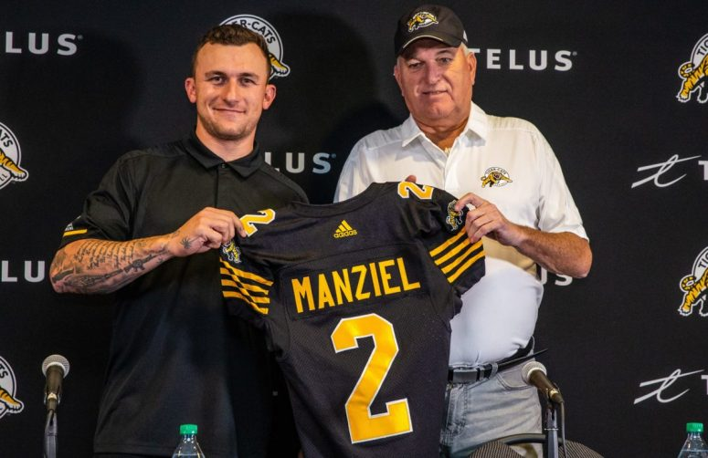 FORMER-NFL-QUARTERBACK-HEISMAN-TROPHY-WINNER-MANZIEL-SIGNS-WITH-TIGER-CATS